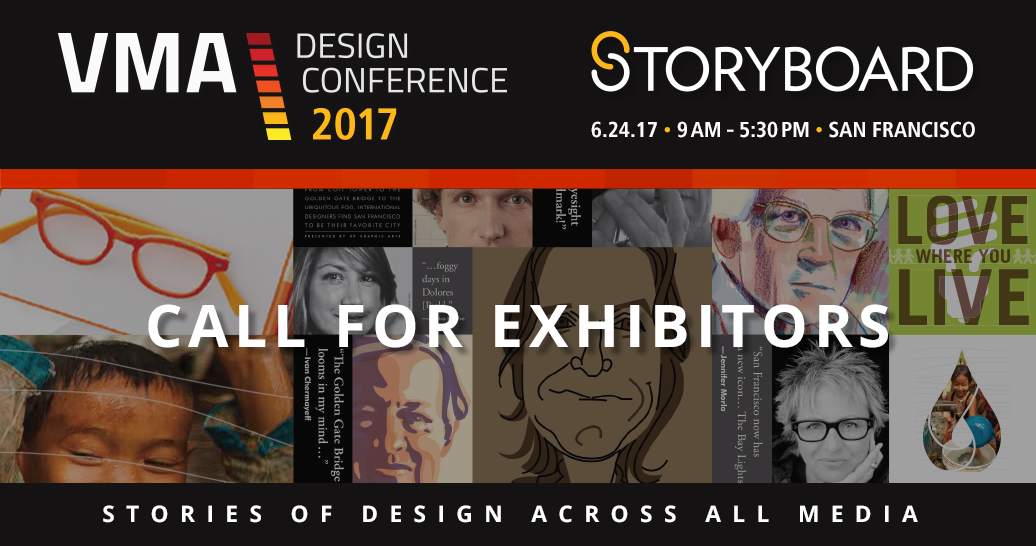 VMA Design Conference - Call for Exhibitors